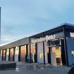 Instalações da Mallon Concessionária de Veículos Comerciais, em Lages.