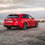 Novo Audi RS 4  Avant.