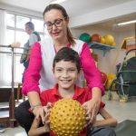 Centro de Recuperação da Paralisia Infantil e Cerebral do Guarujá (SP) foi premiado no 10º Volkswagen na Comunidade, em 2017, com o projeto Estimulação Sensorial.