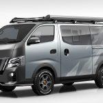 Nissan NV350 Caravan Grand Touring Concept.