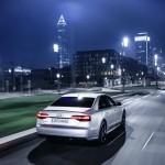 Audi S8 Plus.
