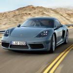 Porsche 718 Cayman.