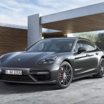 Novo Porsche Panamera.