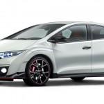 New Civic Type-R.