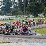 Copa Super Paraná de Kart teve boas disputas.
