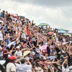 Cerca de 32 mil pessoas compareceram ao AIC.