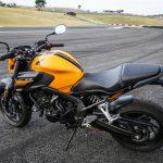 Honda CB 650F 2019.