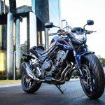 Honda CB 500F.