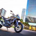 Honda CB 500X.