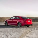 Novo Audi A3 RS3 Sedan.