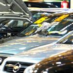 Vendas de carros usados aumentam.