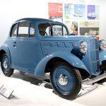 Datsun Model 16 Cupê, de 1937.