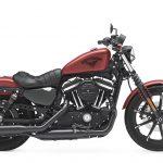 Harley-Davidson Sportster Iron 883N.