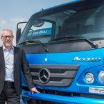 Ari de Carvalho, diretor de Vendas e Marketing Caminhões da Mercedes-Benz do Brasil.
