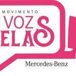 Logo da campanha Mercedes-Benz.