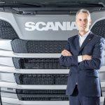 Fábio Souza, diretor de Serviços da Scania no Brasil.