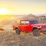 Jeep Gladiator Rubicon 2010.