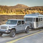Jeep Gladiator Overland 2020.