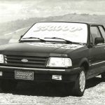 Ford Del Rey, 250 mil unidades, dezembro de 1986.
