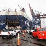 Exportação Saveiro e Voyage.