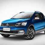 Volkswagen Saveiro Cross.