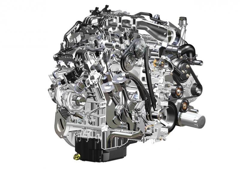 Ford lança novos motor e câmbio da F-150 2017 | AutomaniaNet