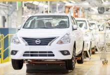 Nissan Versa a la conquista del mercado brasileño