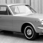 Mustang 4 portas 1965.