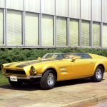 Mustang Conceito Allegro II 1967.
