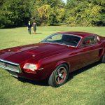 Mustang Conceito Mach I 1966.