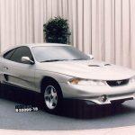 Mustang Conceito Rambo 1990.