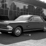 Mustang Protótipo Allegro 1962.
