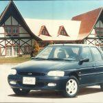 Ford Escort 1998.