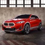 BMW Concept X2.
