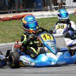 Samuel Cruz está na primeira colocação da categoria Sprinter.
