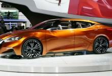 08 abr 15 - Nissan Maxima tem sistema que alerta motorista