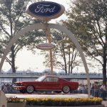 Ford Mustang 1964 Feira Mundial NY.