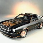 Ford Mustang King II 1978.