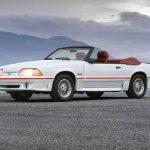 Ford Mustang GT conversível 1987.