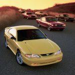 Ford Mustang GT cupê 1994.