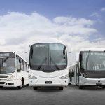 Ônibus Mercedes-Benz.