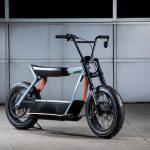 Harley-Davidson Moto elétrica conceito 1.