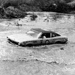Ford Maverick no Raid Integração Nacional em 1973.