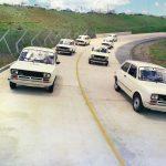Pista de teste do Polo Fiat em 1979.
