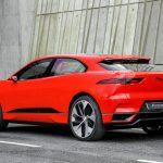Jaguar I-Pace Concept.