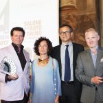 Na foto Gerry McGovern, Sílvia Baruffaldi, Daniele Maver e Adam Hatton.