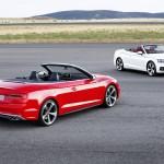 Audi S5 Cabriolet e Audi A5 Cabriolet.