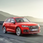 Audi SQ5 3.0 TFSI.