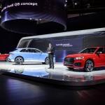 Audi mostra três novidades em Detroit.