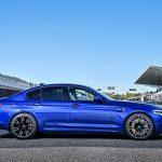 Nova BMW M5.